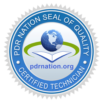 Villa Park Paintless Dent Repair CERTIFIED by PDR Nation